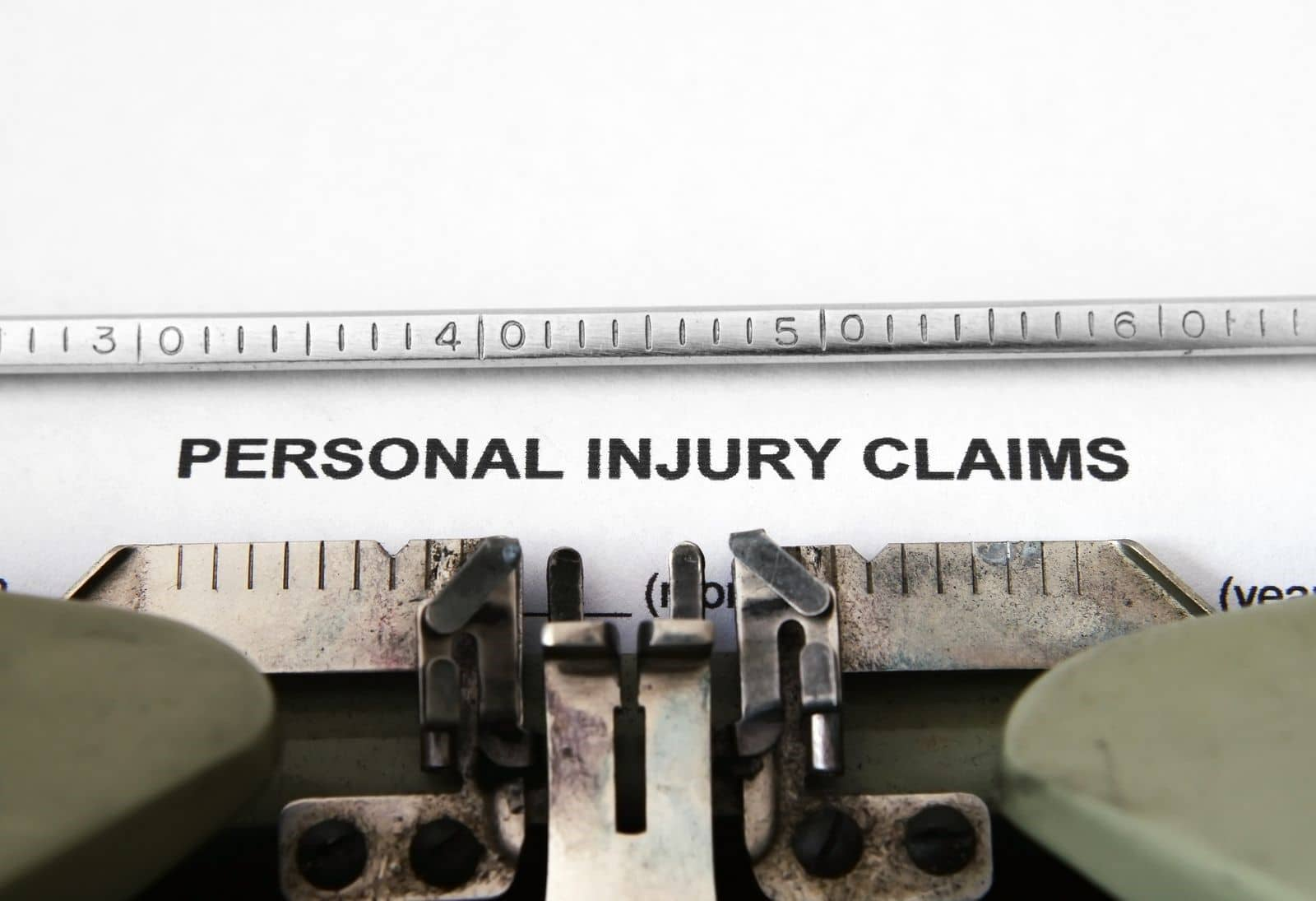 Personal Injury Lawyer Describes First Steps Before Filing a Case