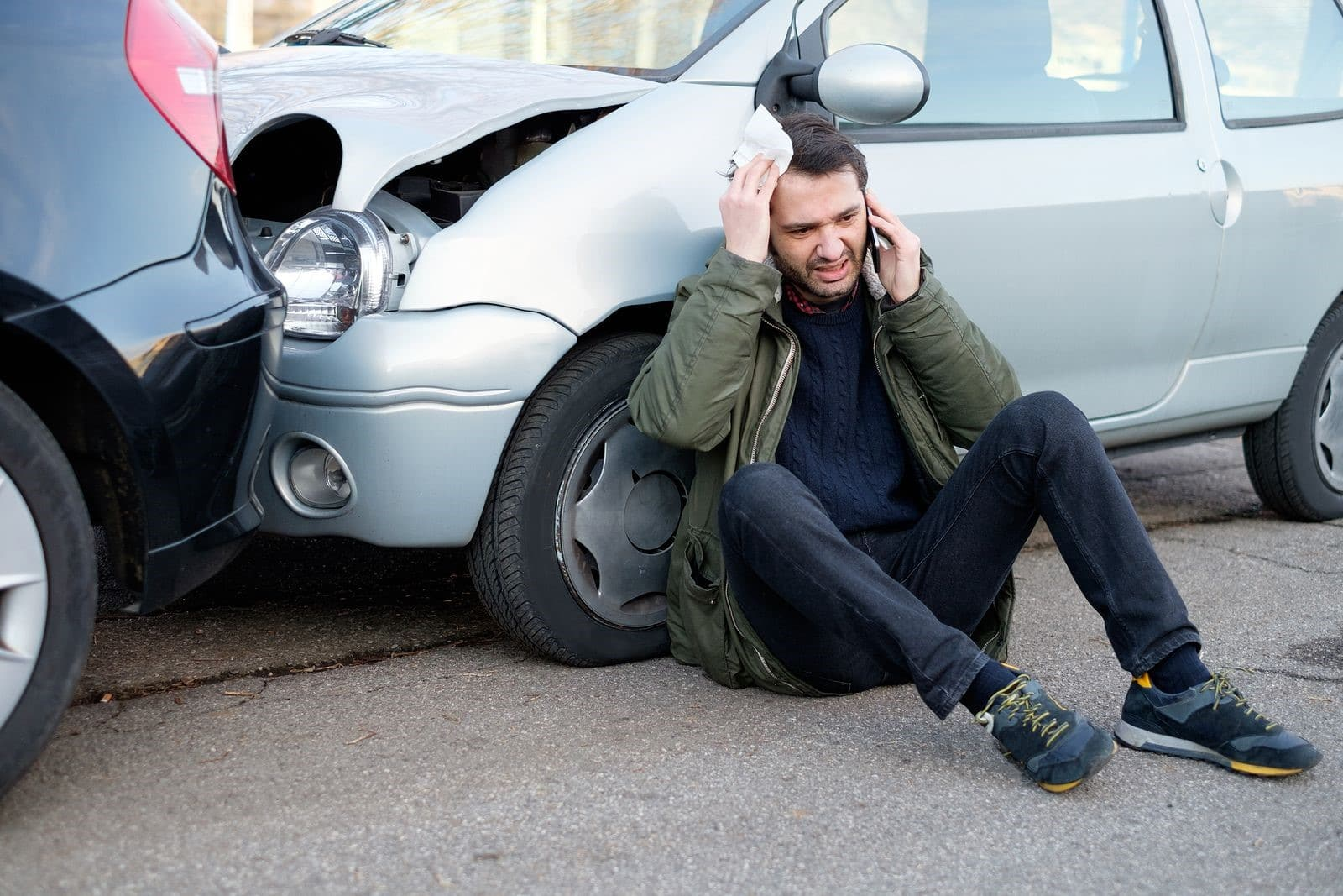 A Car Accident Lawyer Advises People to Remain Calm After an Accident