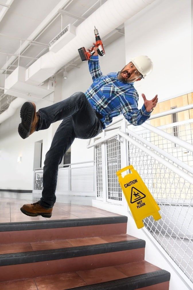 Afraid of Getting Injured at Work? Listen to a Slip and Fall Lawyer